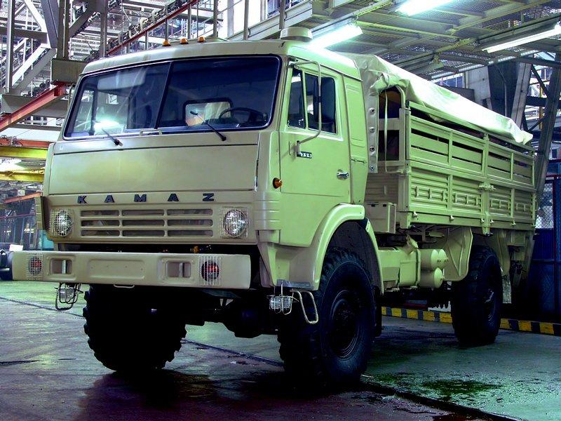 KAMAZ 4326