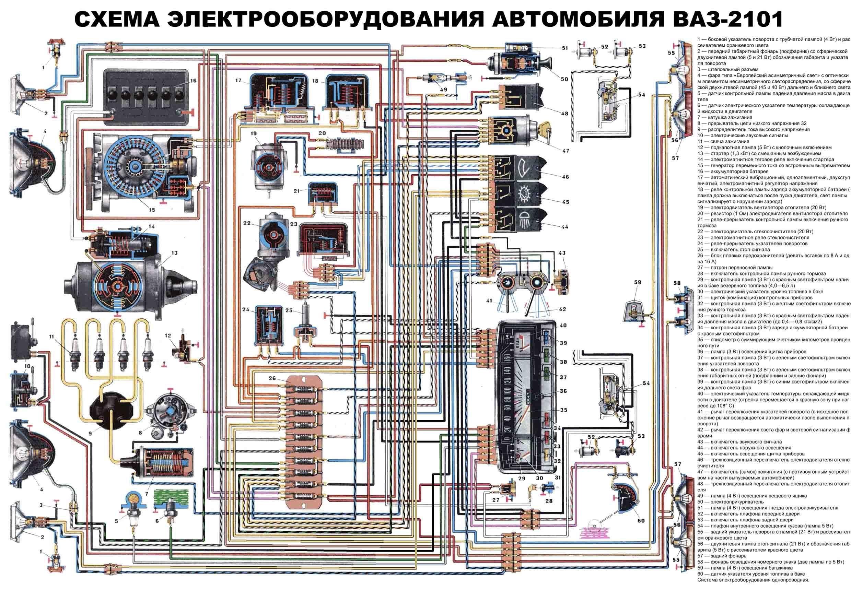 gaz_3307_ehlektroskhema
