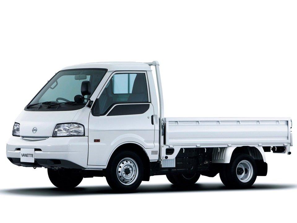 nissan vanette truck ремонт