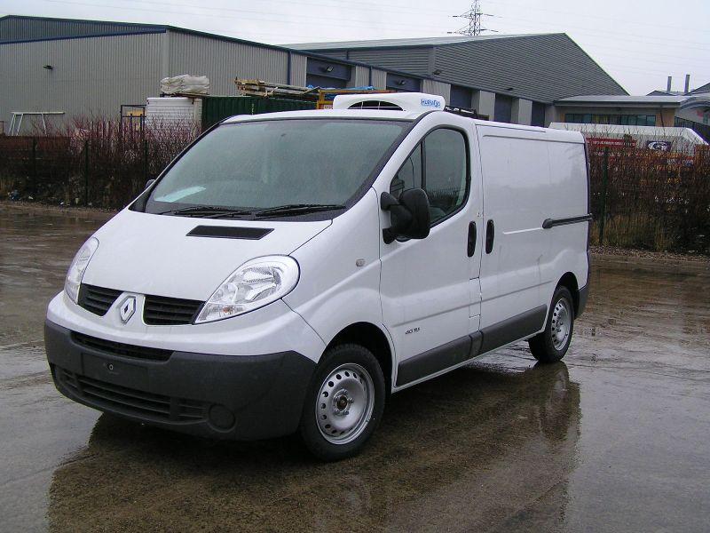Renault Trafic 2 микроавтобус для любых целей