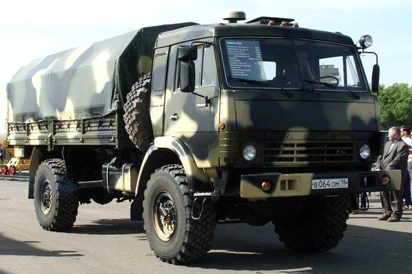 KAMAZ-4326