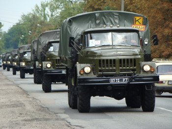 ZiL 131 of the Ukrainian Army 350x263 - Ттх зил 131 мто в