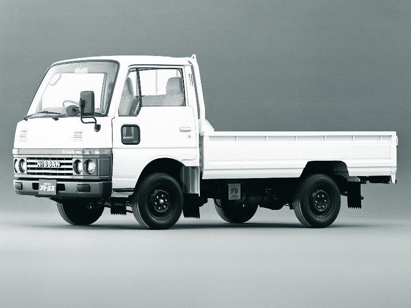 Nissan Atlas: легкий грузовой автомобиль японского производства