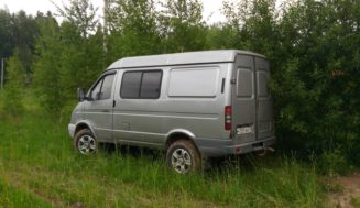ГАЗ-27527 Соболь