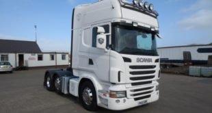 Scania R-Series
